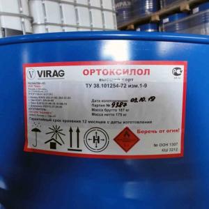 Ортоксилол нефтяной ТУ 38.101254-72